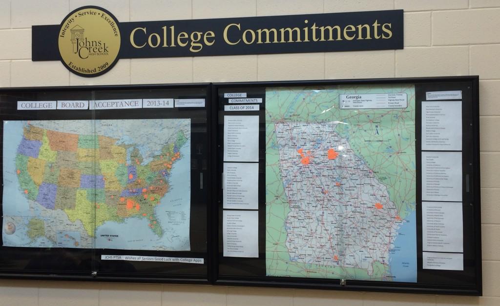 College Commitment Board