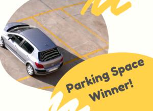 Parking Space Winner