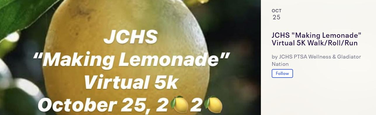 Making Lemonade Virtual 5K